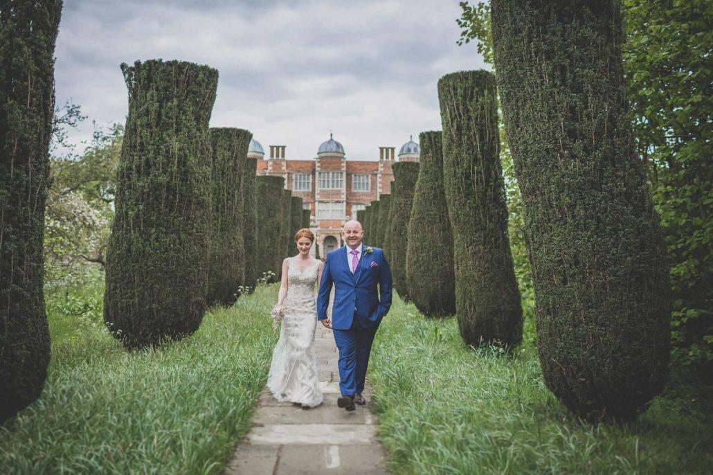 Graham & Lucy's Doddington Hall wedding day