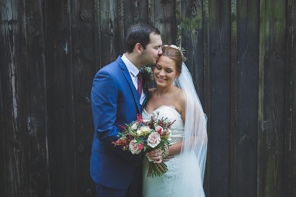 Hazel Gap Barn wedding with Andrew & Laura 3rd November 2017