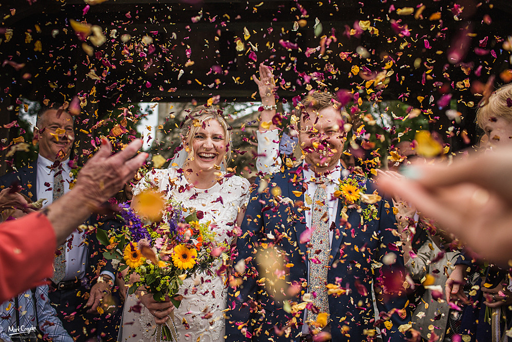The Secret Garden Wedding , Neil & Jenny