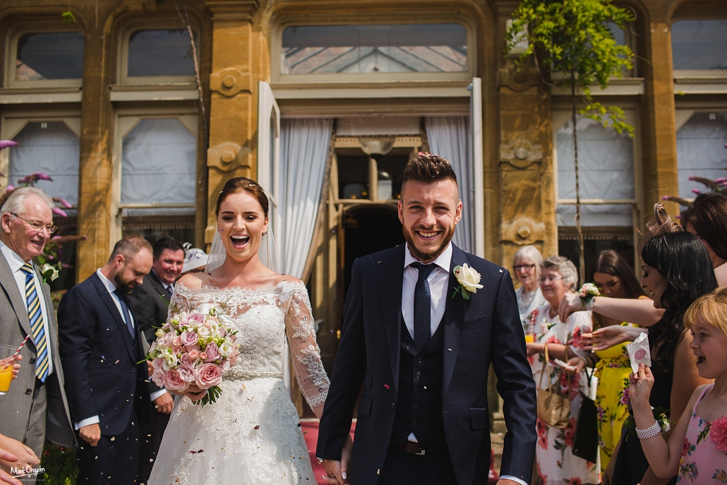 Rossington Hall Wedding-Doncaster-wedding-Photographer