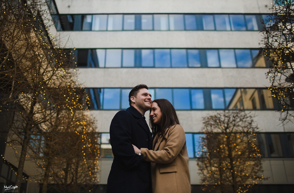 Pre-wedding photography-Leeds City Centre